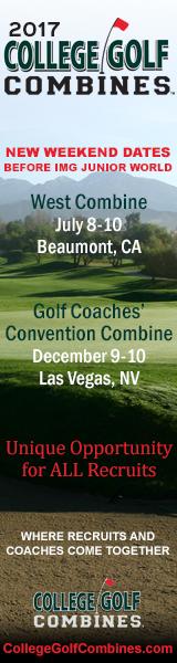 College Golf Combines
