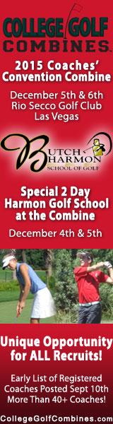 2015 College Golf Combines